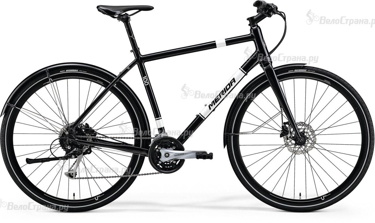 Велосипед Merida CROSSWAY URBAN 100 (2018)