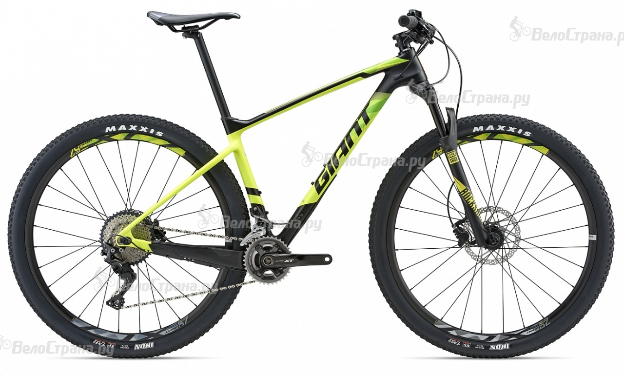 Велосипед Giant XTC Advanced 29er 2 GE (2018) giant xtc advanced 27 5 2 2016