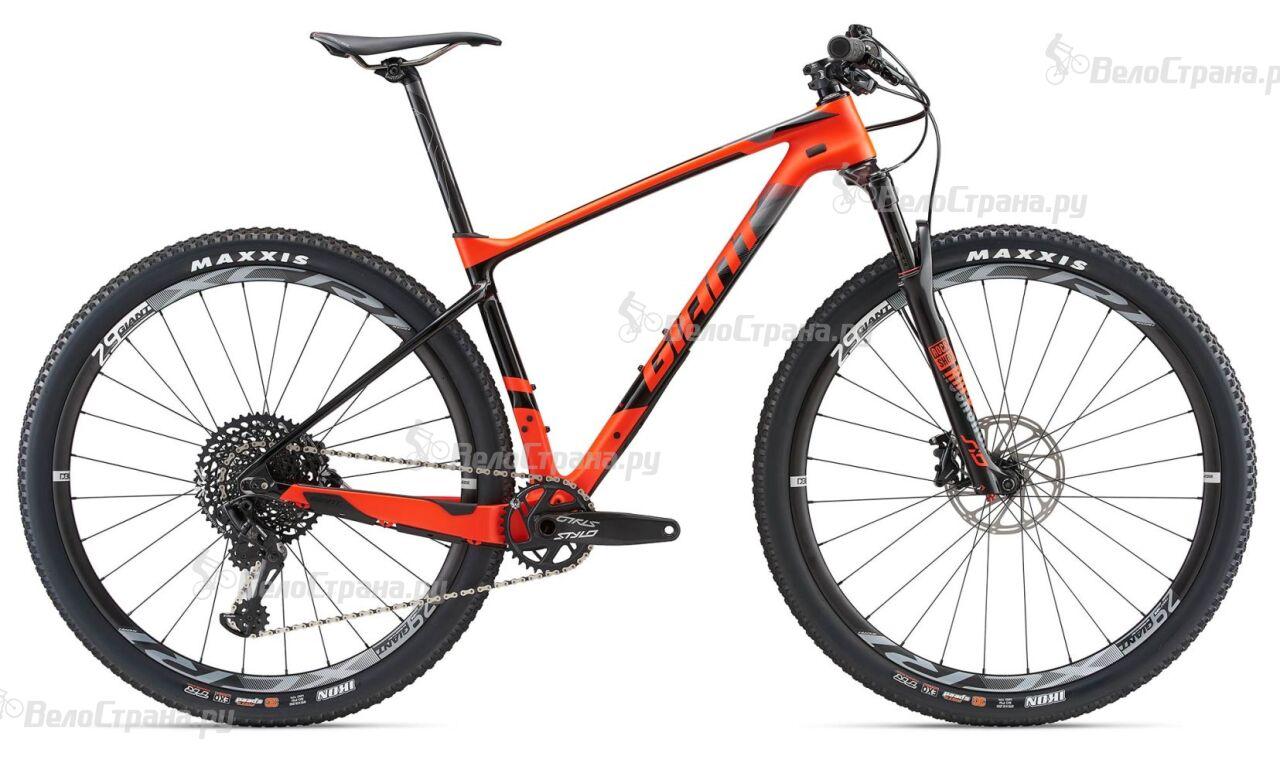 все цены на Велосипед Giant XTC Advanced 29er 1 (2018)