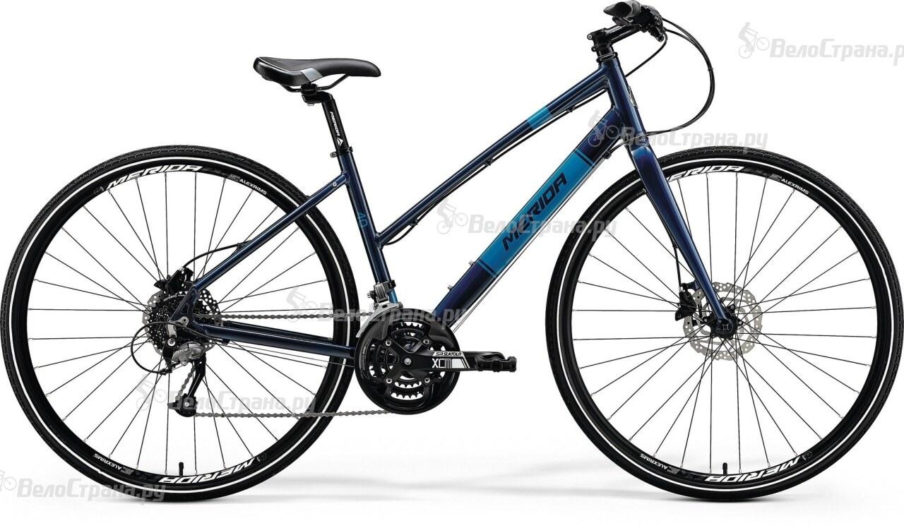 Велосипед Merida CROSSWAY URBAN 40-D LADY (2018) велосипед merida crossway 40 d 2017
