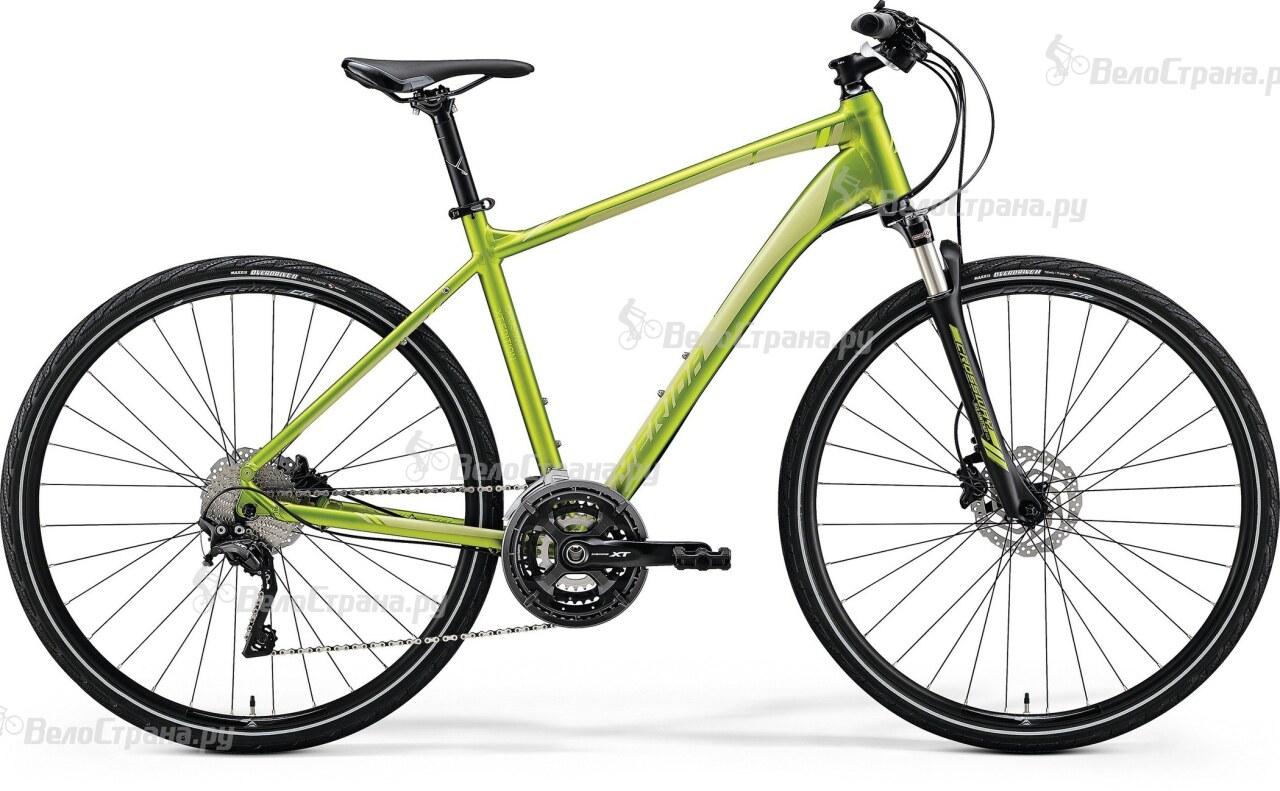 Велосипед Merida CROSSWAY XT-EDITION (2018)