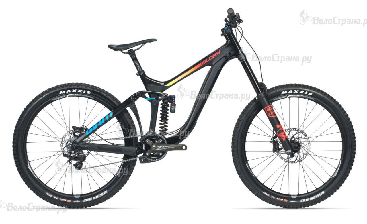 Велосипед Giant Glory Advanced 1 (2018) плойка harizma professional h10219 glory фен плойка 1 шт