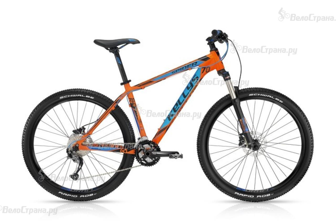 Велосипед Kellys SPIDER 70 (2016) велосипед kellys spider 50 2015