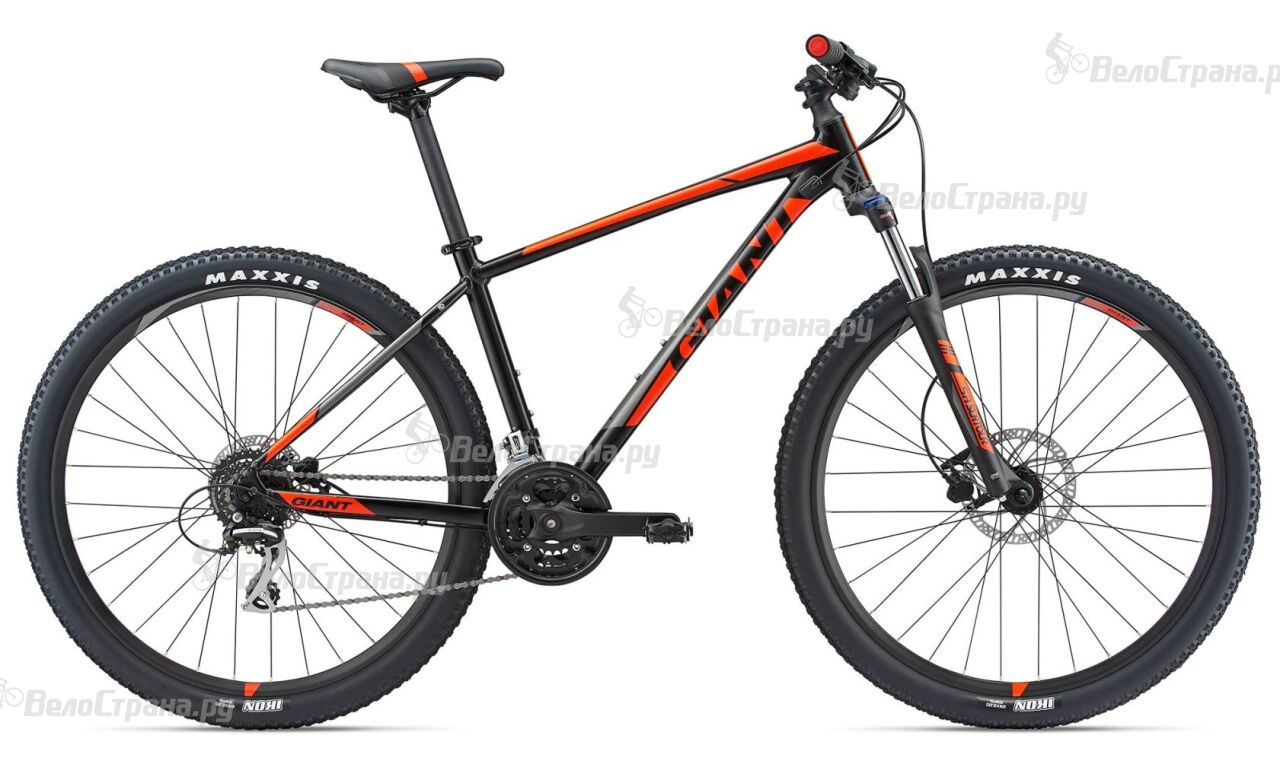 Велосипед Giant Talon 29er 3 (2018) велосипед giant talon 29er 1 2015