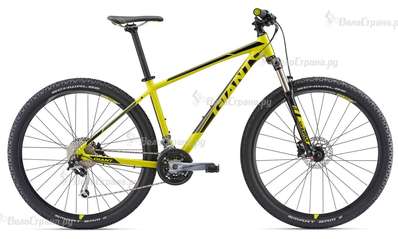 Велосипед Giant Talon 29er 2 GE (2018) велосипед giant talon 29er 2 blk 2014