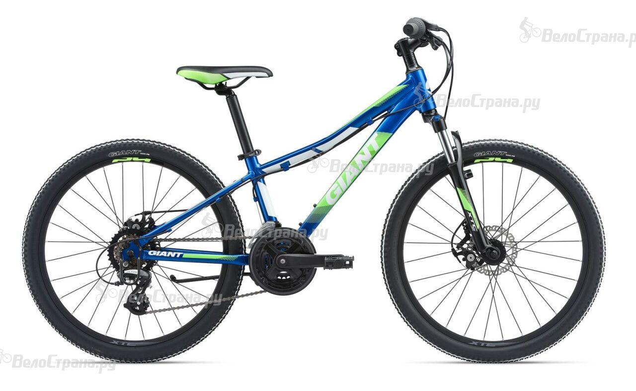 Велосипед Giant XtC Jr 1 Disc 24 (2018) велосипед giant xtc 7 2014