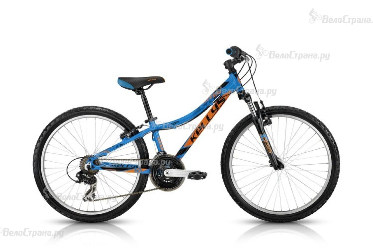Велосипед Kellys KITER 50 (2016) велосипед kellys whip 50 2018