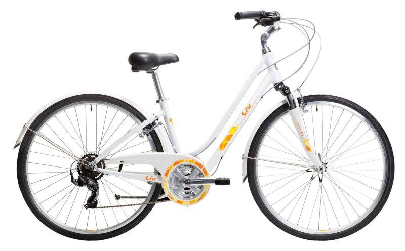 Купить Женский велосипед Giant Flourish FS 3 (2018)