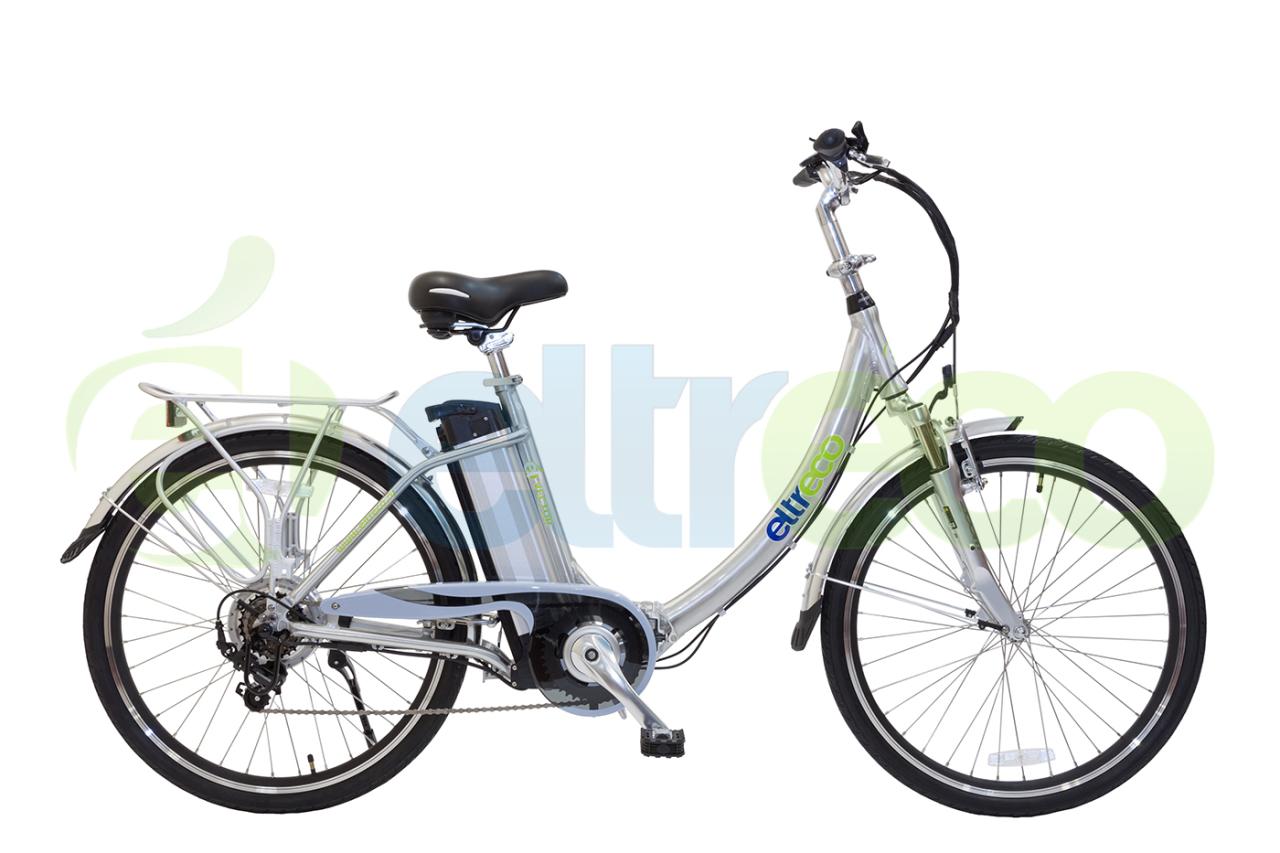 Велосипед Eltreco VECTOR L 350W (2017)