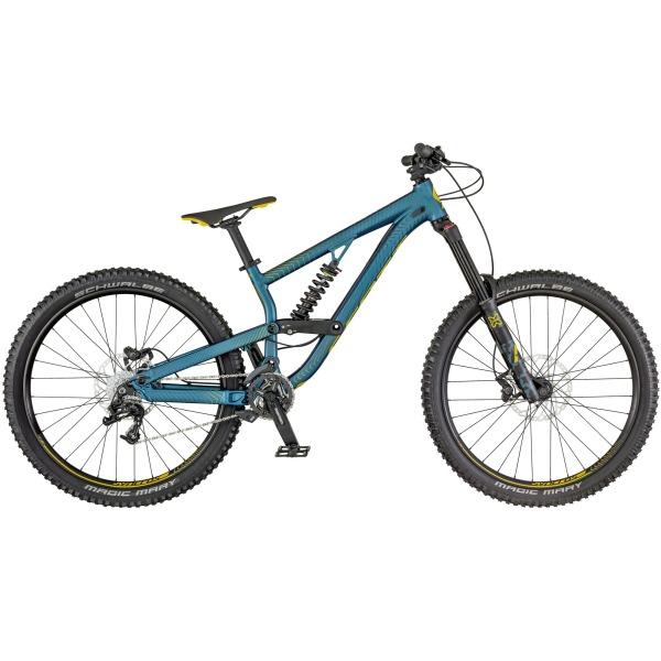 Купить Двухподвесный велосипед Scott Voltage FR 720 (2018)