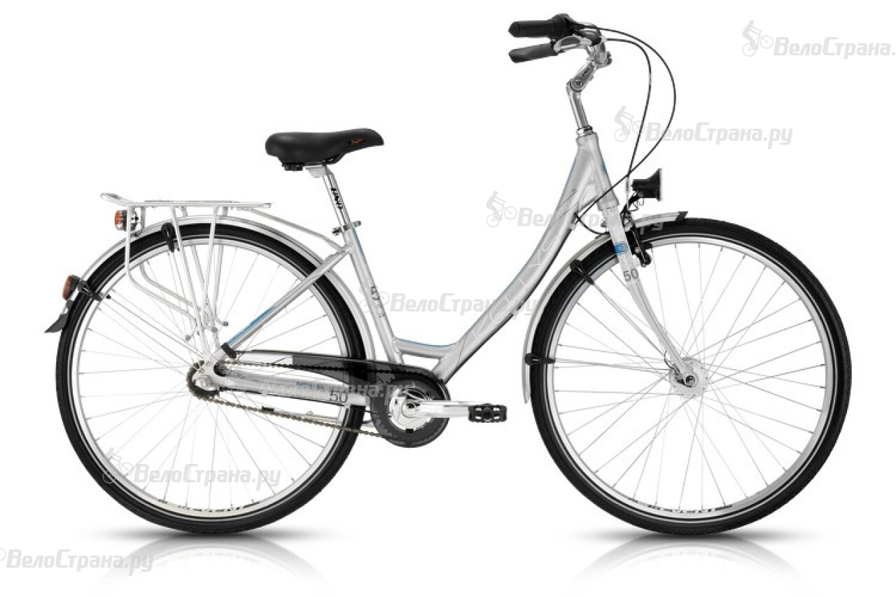 Велосипед Kellys AVENUE 50 (2016) велосипед kellys whip 50 2018