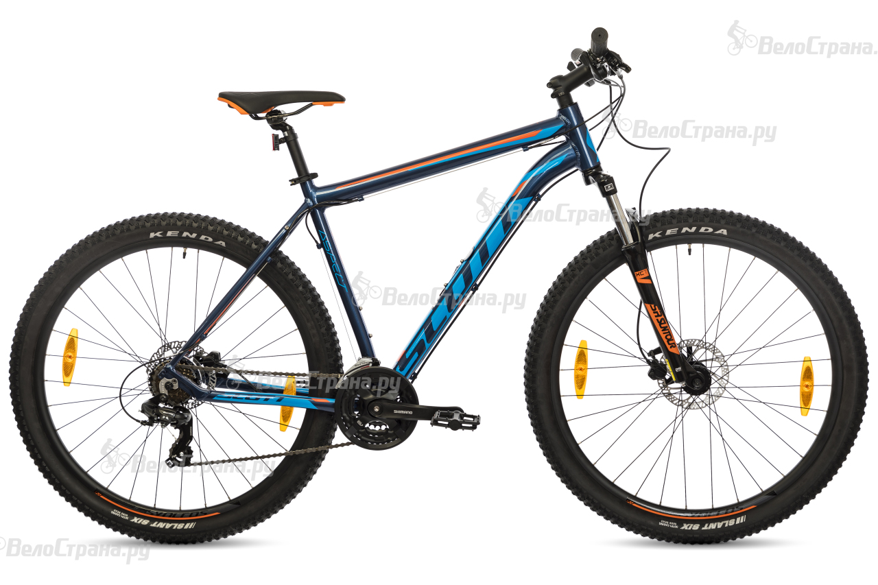 Велосипед Scott Aspect 960 (2018) велосипед scott aspect 960 2016