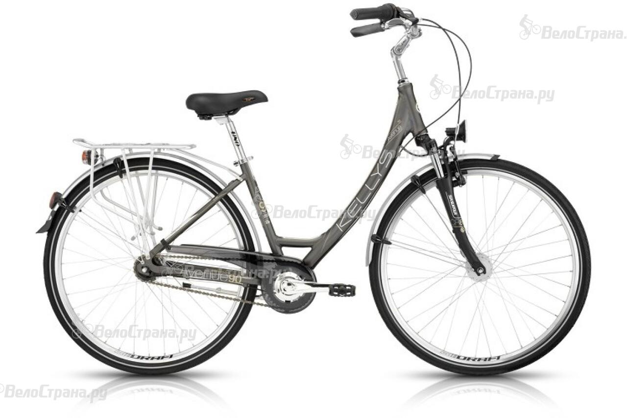 Велосипед Kellys AVENUE 90 (2016) велосипед kellys marc 90 2016