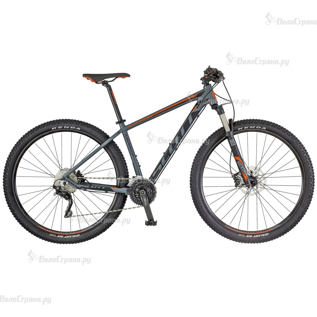Велосипед Scott Aspect 710 (2018)