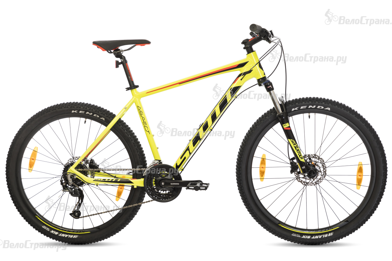 Велосипед Scott Aspect 750 (2018)