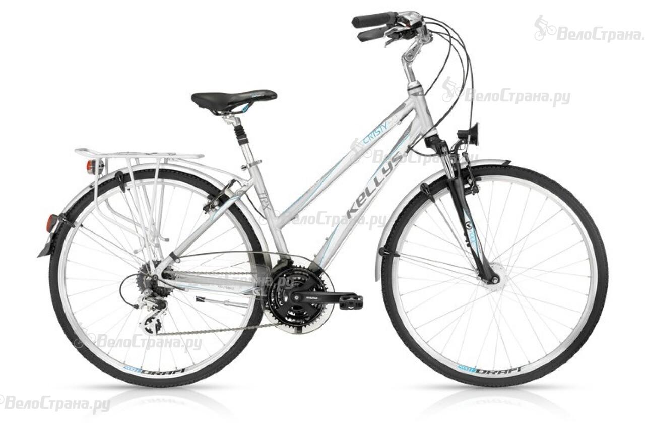 Велосипед Kellys CRISTY 50 (2016) велосипед kellys whip 50 2018