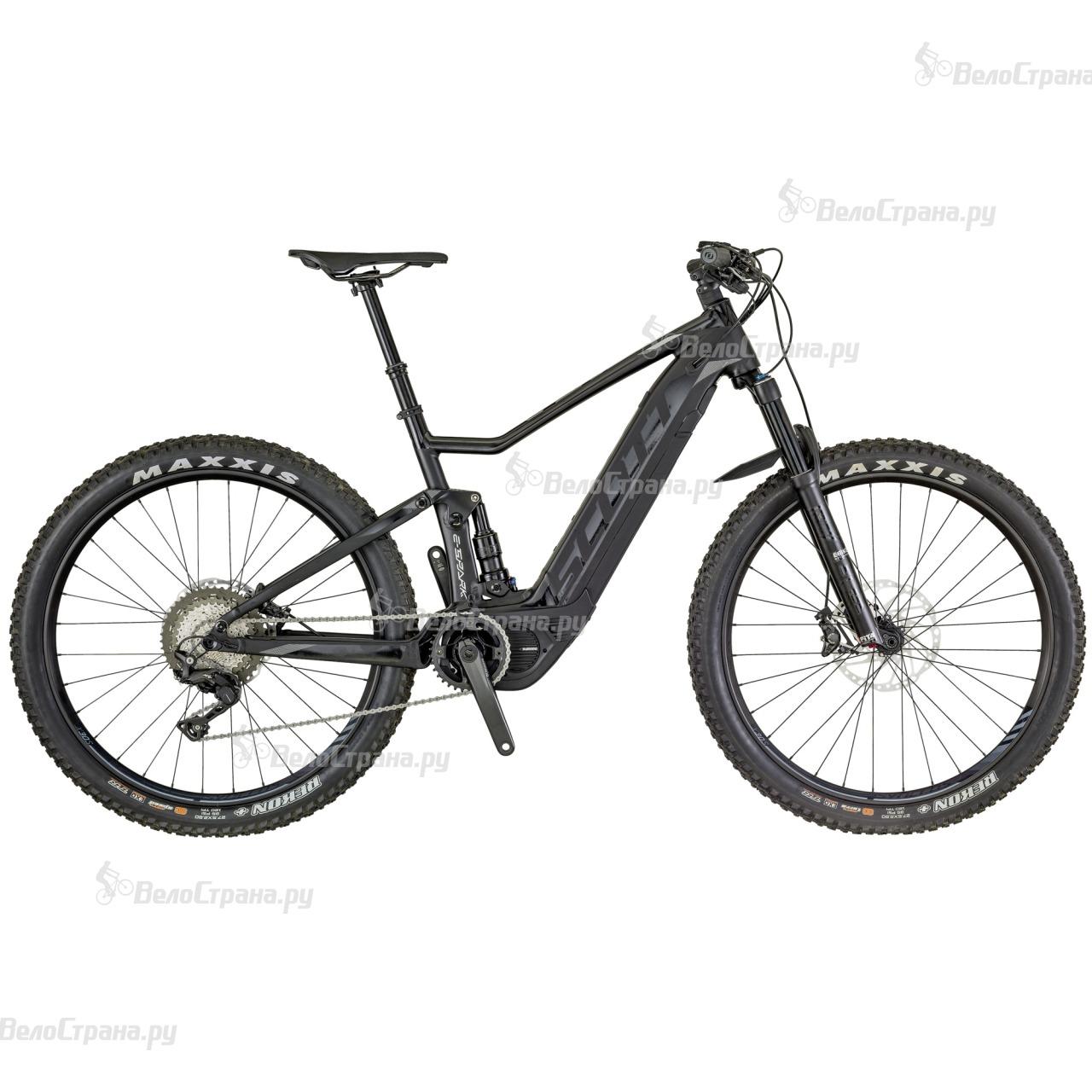 Велосипед Scott E-Spark 710 (2018) телефон wileyfox spark