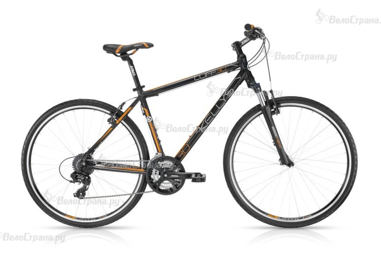 Велосипед Kellys CLIFF 30 (2016) велосипед kellys cliff 10 2017