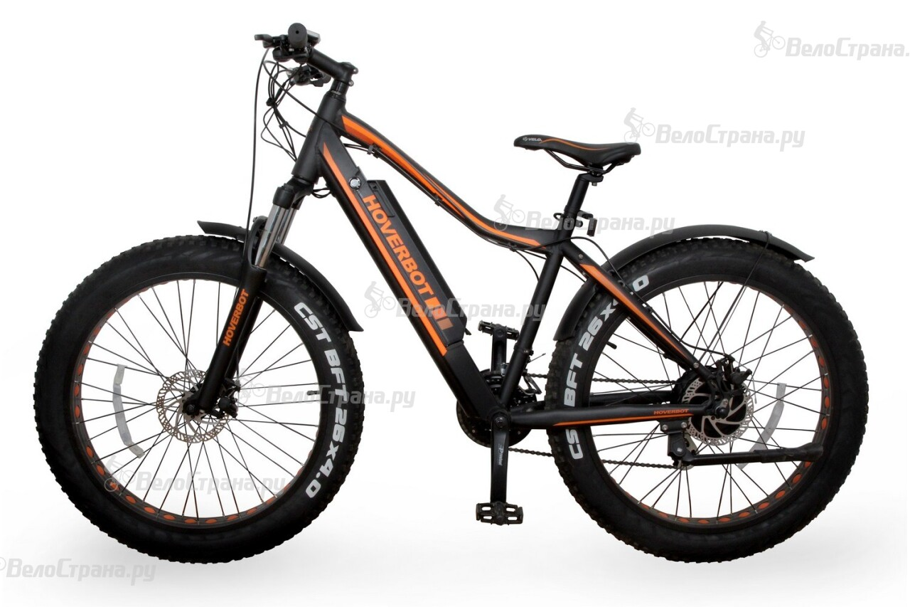 Велосипед Hoverbot FB-2 (2018) велосипед hoverbot cb 7 optimus 2018