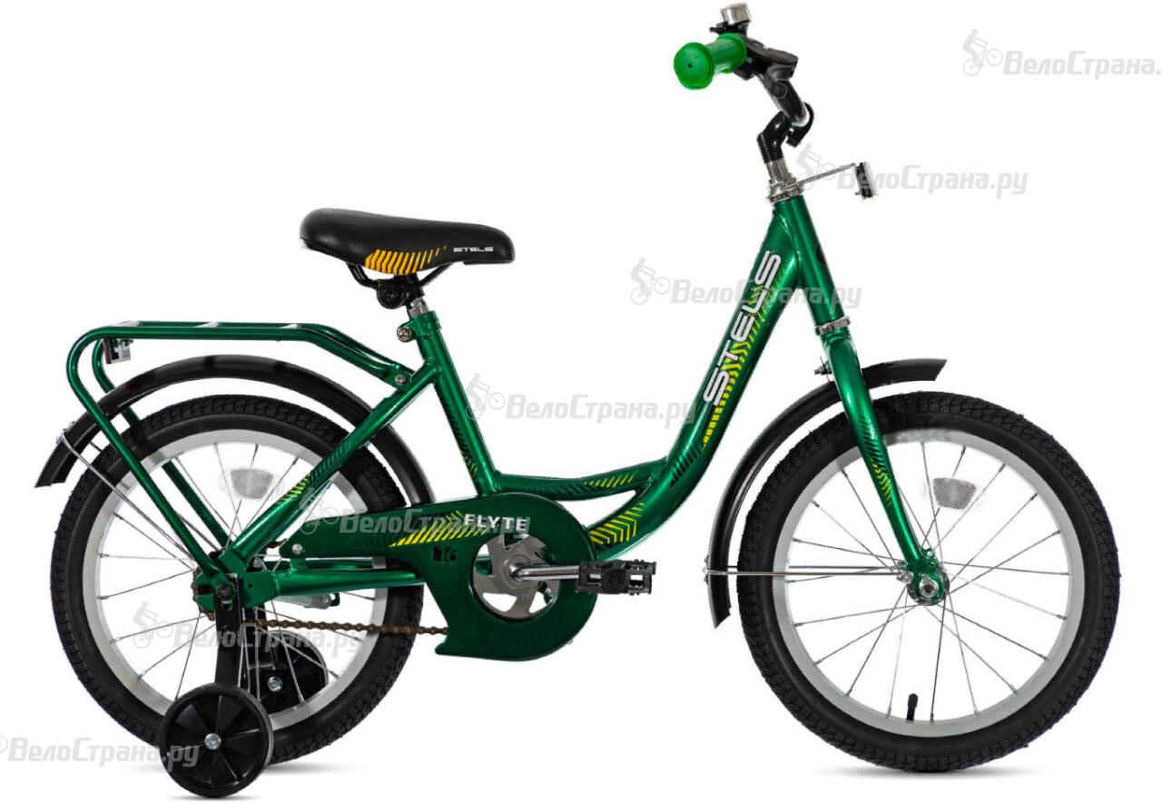 Велосипед Stels Flyte 16 (2018) велосипед stels navigator 380 2016