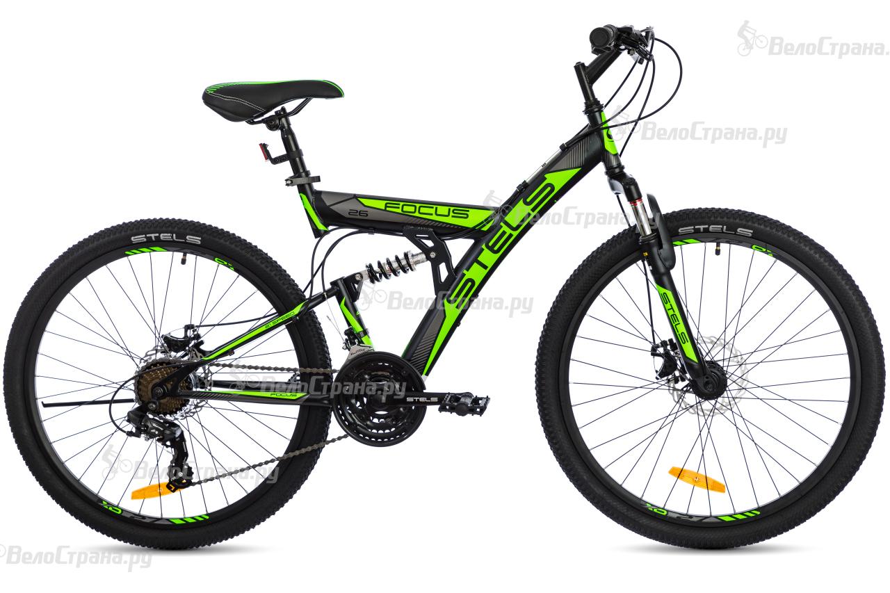 Велосипед Stels Focus MD 21-sp (2018)