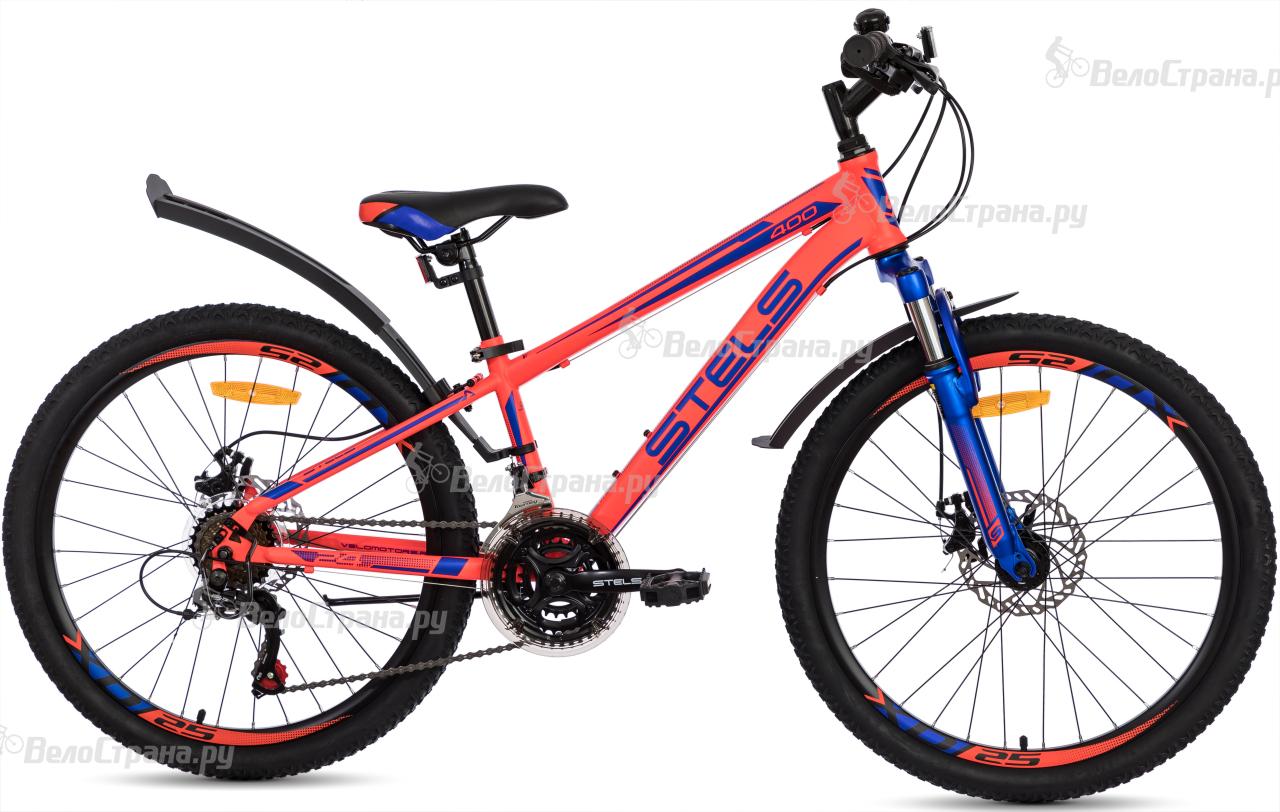 Велосипед Stels Navigator 400 MD V010 (2018) велосипед stels navigator 400 v 2015