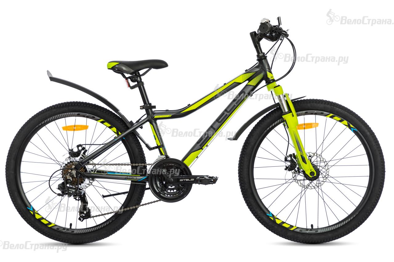 Велосипед Stels Navigator 420 MD V010 (2018) велосипед stels miss 5100 md v031 2018