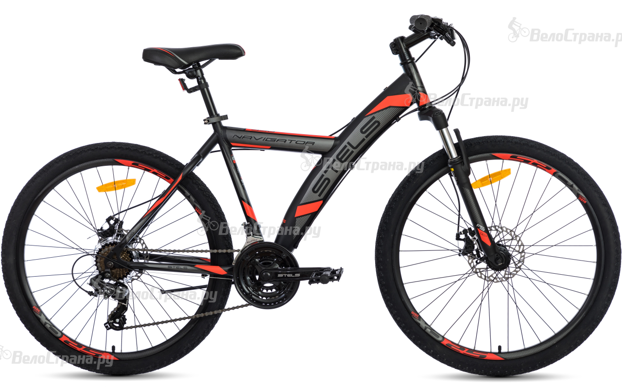 Велосипед Stels Navigator 550 MD V010 (2018)