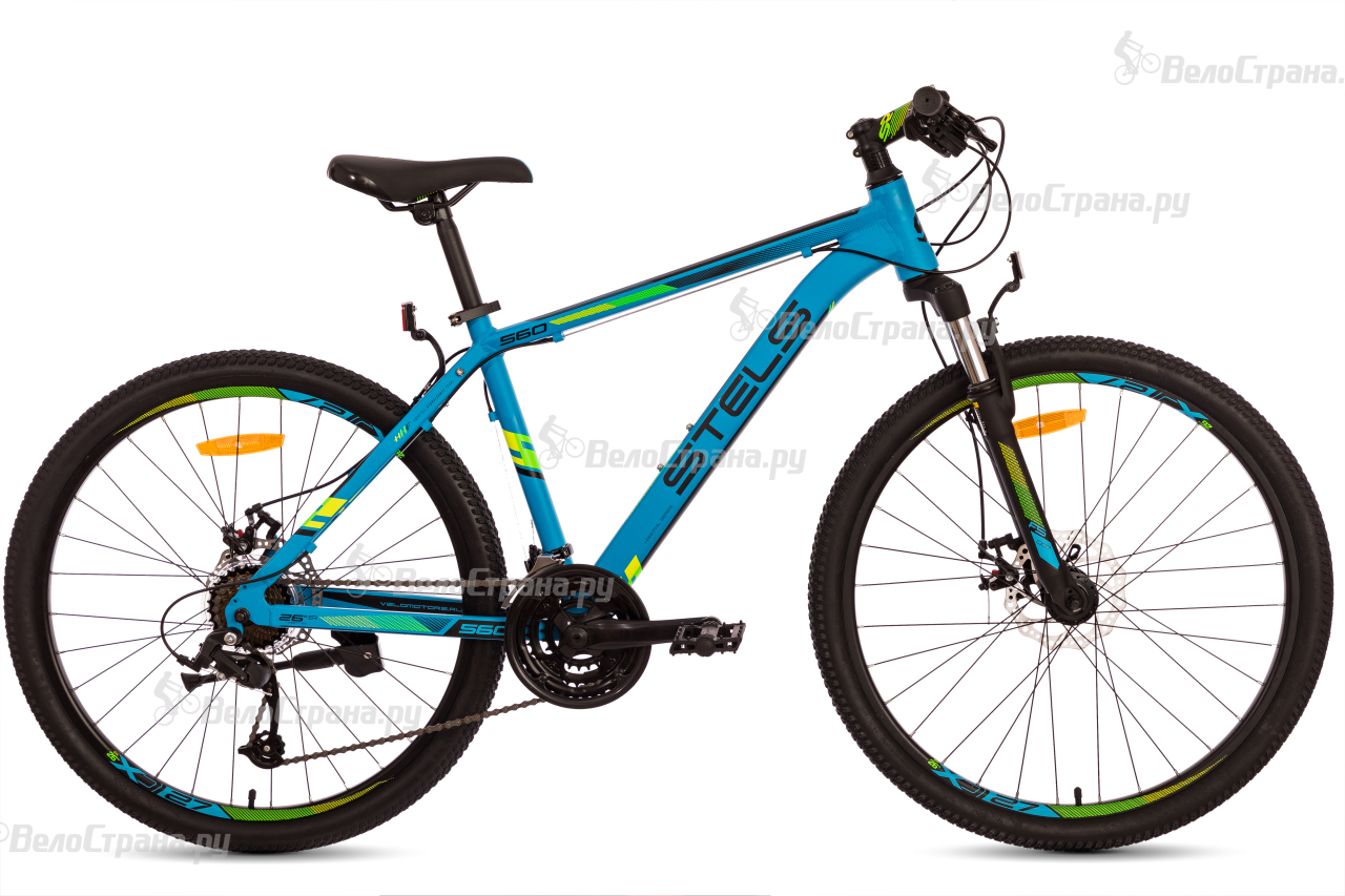 Велосипед Stels Navigator 560 MD (2018) велосипед stels navigator 490 md 2016