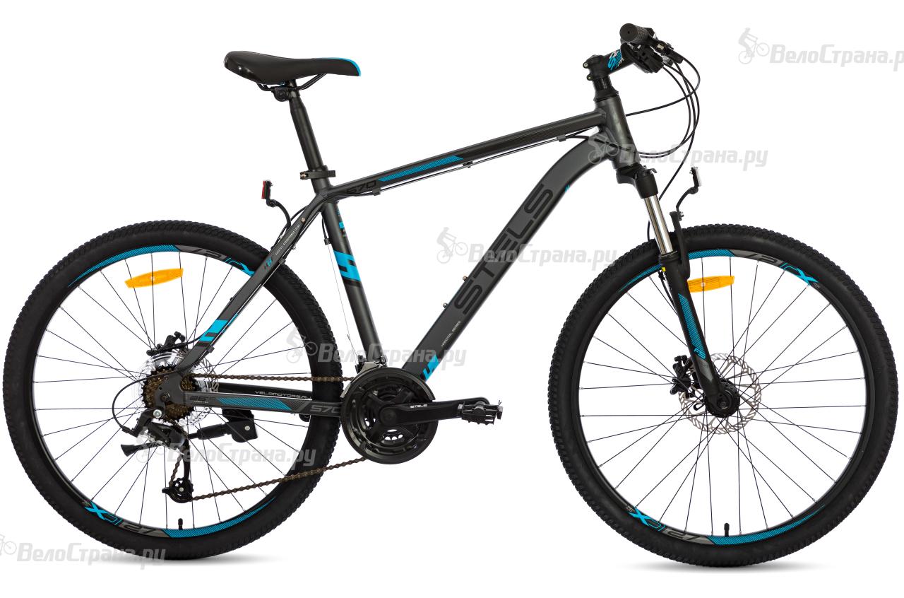 Велосипед Stels Navigator 570 D V010 (2018) stels navigator 570 2015