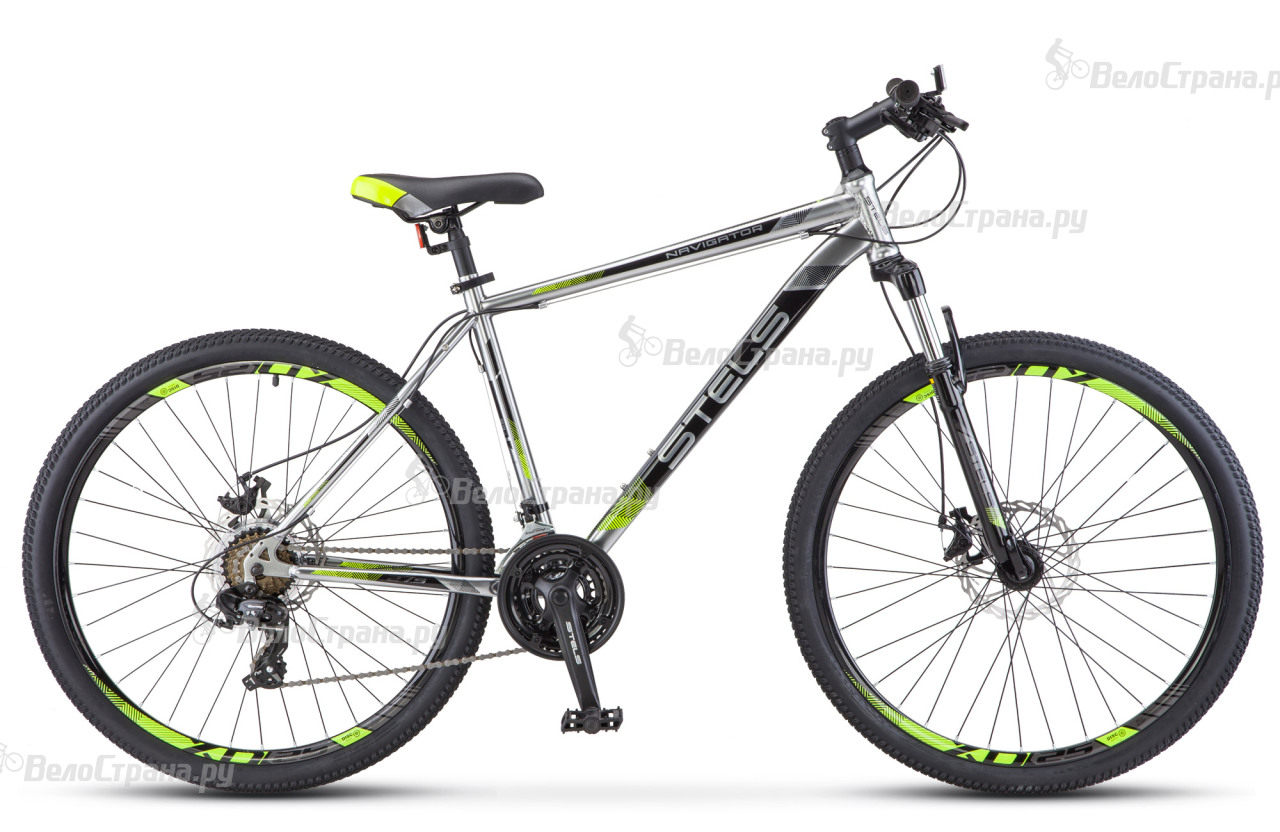 Велосипед Stels Navigator 700 MD 27,5 V010 (2018) велосипед stels navigator 830 md 2017