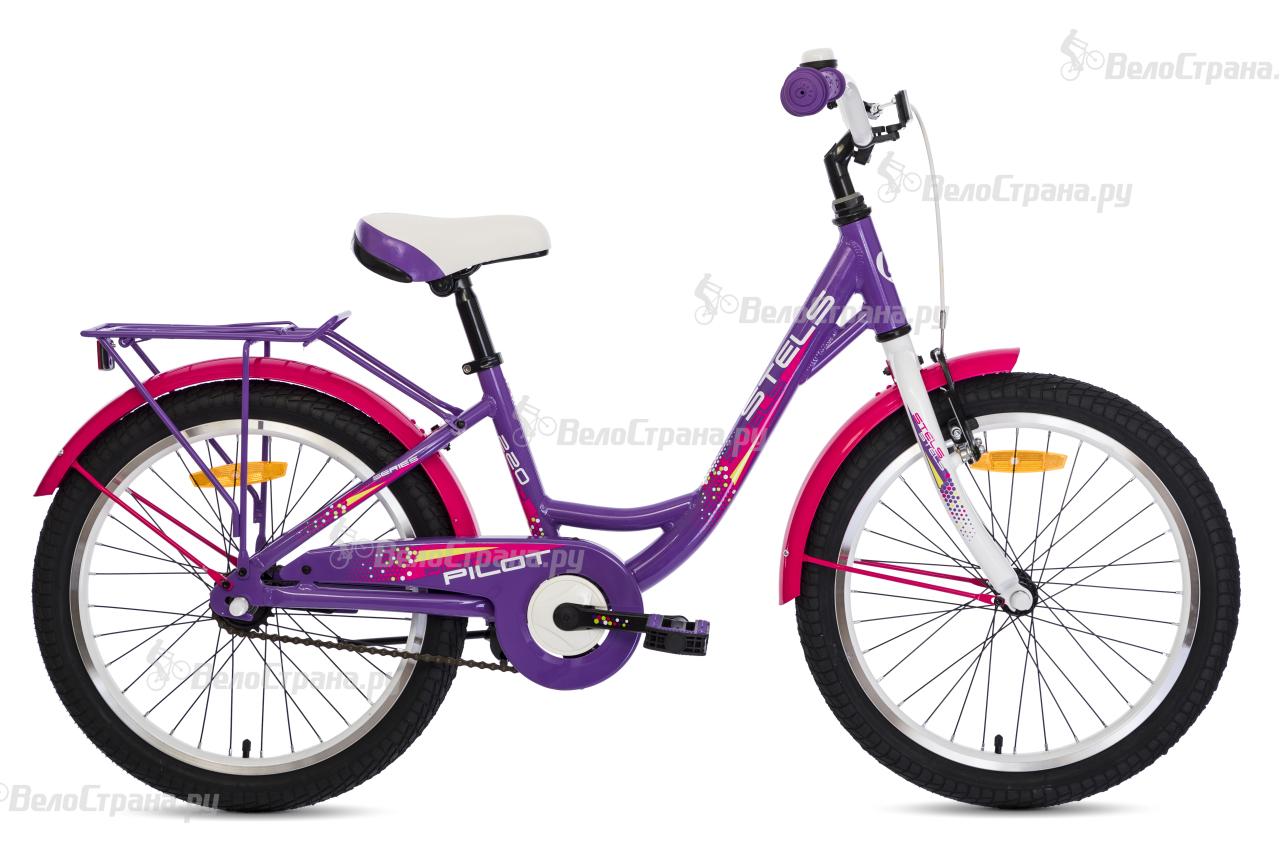 Велосипед Stels Pilot 220 Lady V010 (2018) велосипед stels pilot 230 lady v020 2018