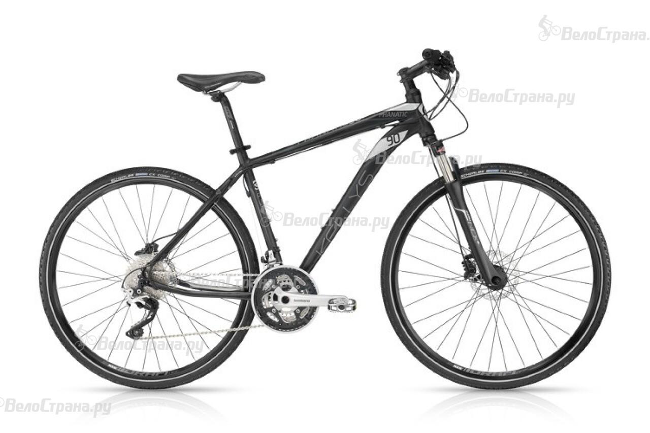 Велосипед Kellys PHANATIC 90 (2016) велосипед kellys marc 90 2016