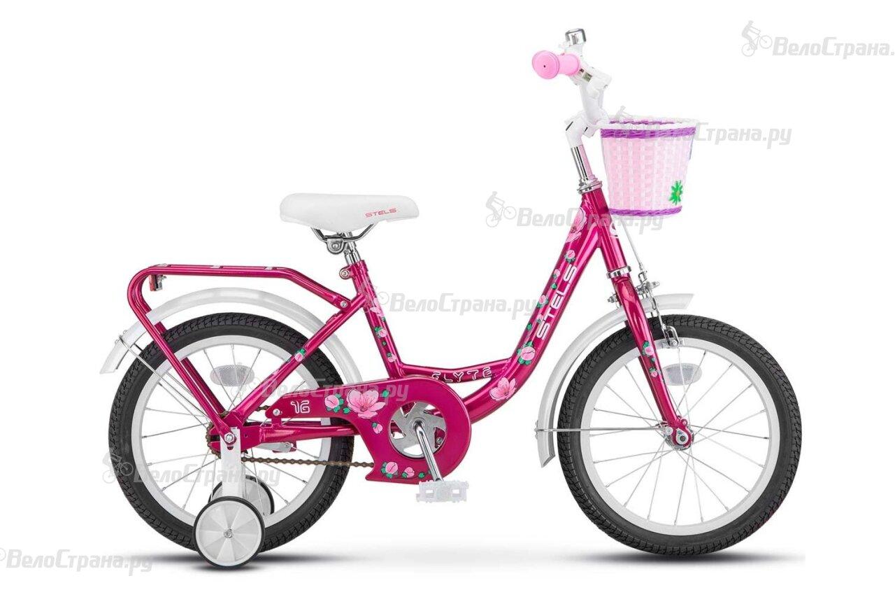 Велосипед Stels Flyte Lady 16 Z010 (2018) велосипед stels navigator 150 3sp 2016