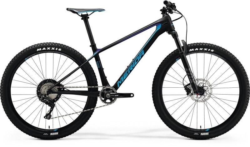 Купить Горный велосипед Merida BIG.SEVEN 5000 (2018)