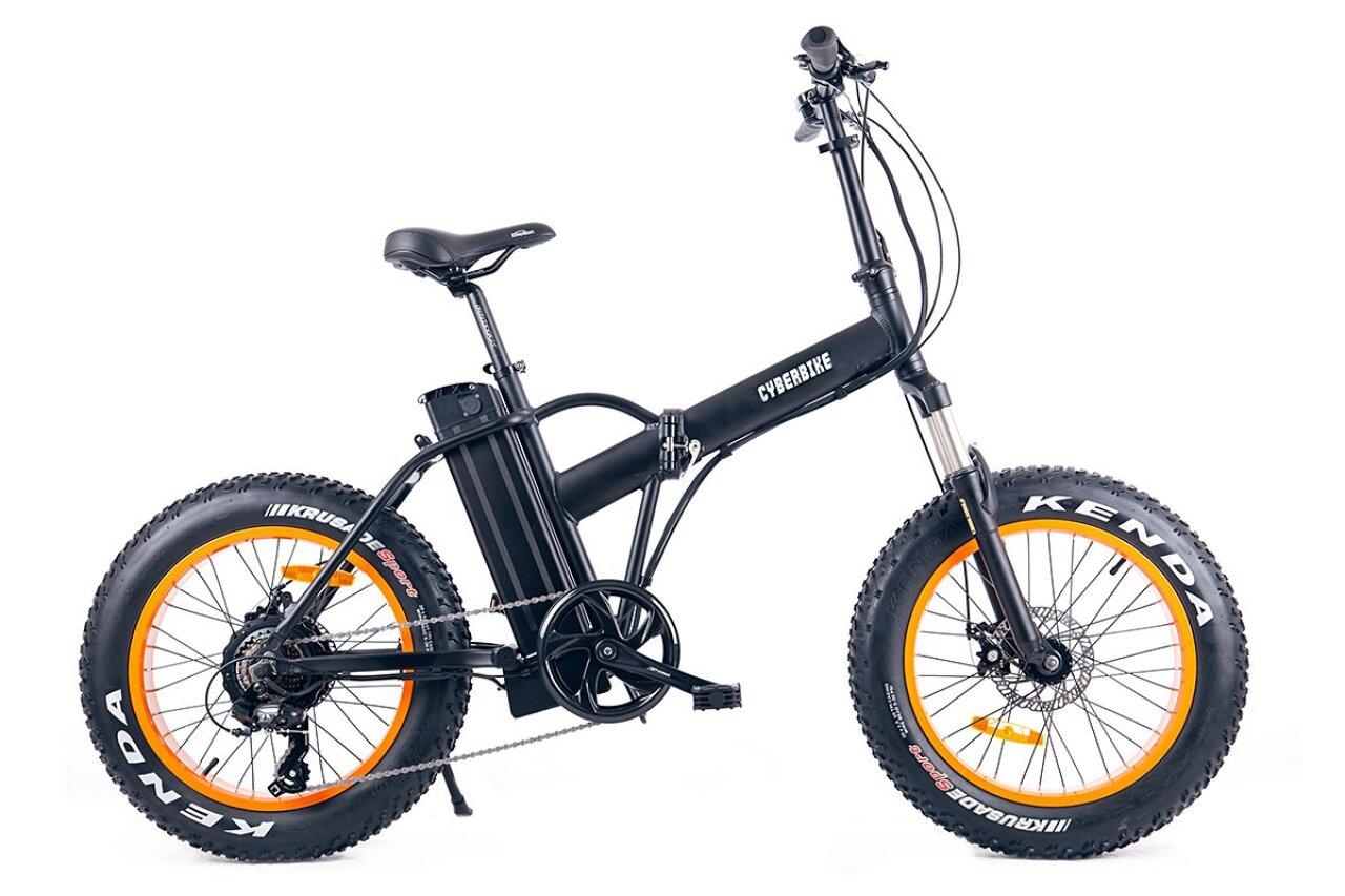 Велосипед Eltreco Cyberbike FAT 350W (2017)