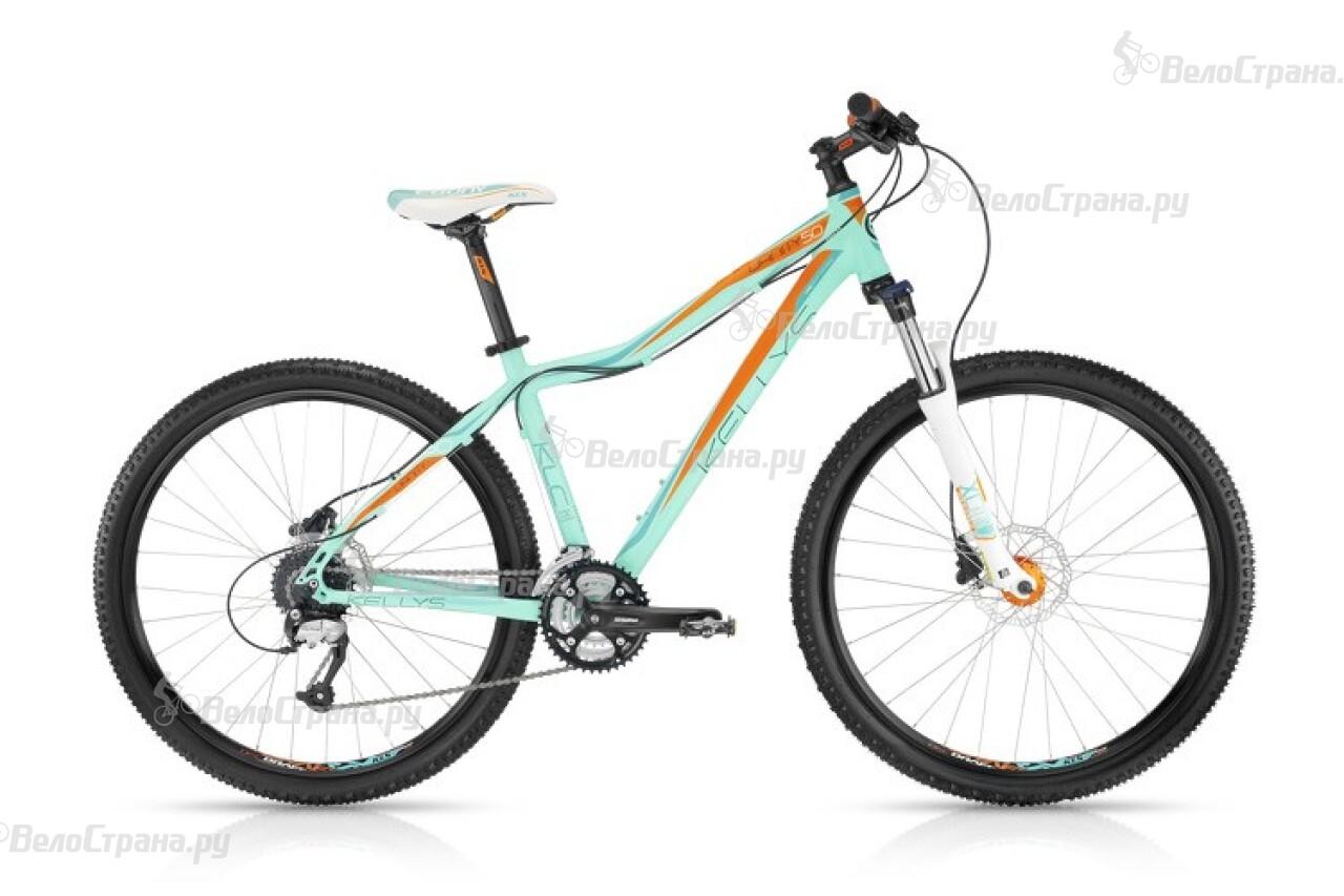 Велосипед Kellys VANITY 50 (2016) велосипед kellys whip 50 2018