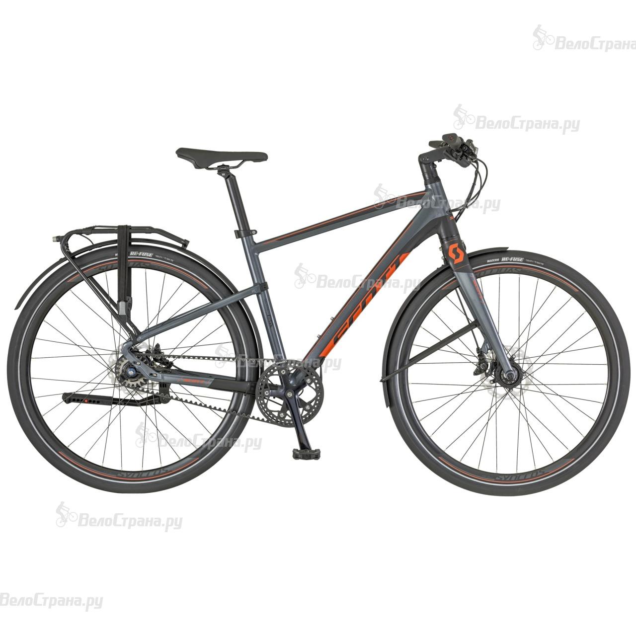 Велосипед Scott Silence Evo (2018) велосипед scott e silence speed 20 2017