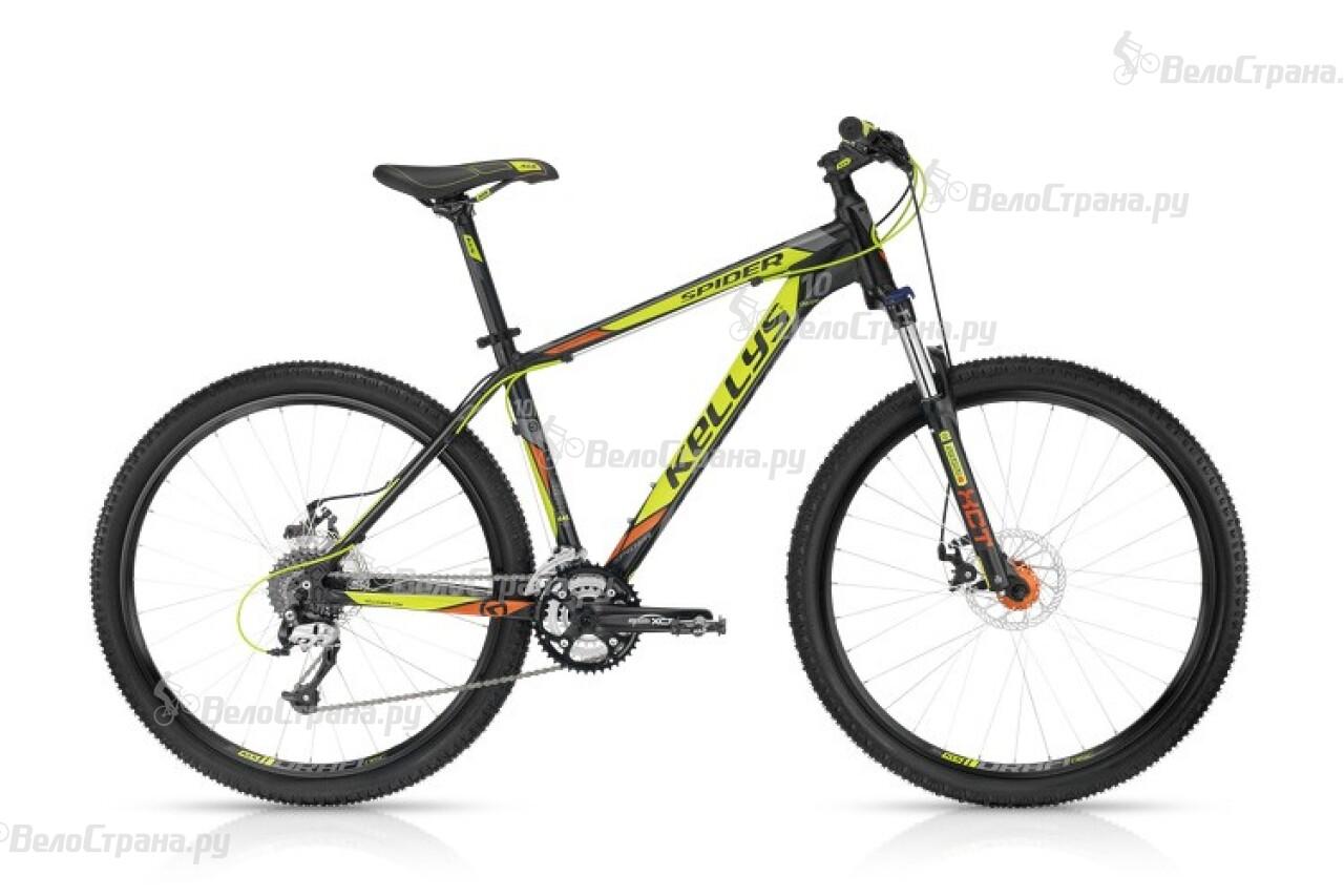 Велосипед Kellys SPIDER 10 (2016) велосипед kellys spider 50 2015