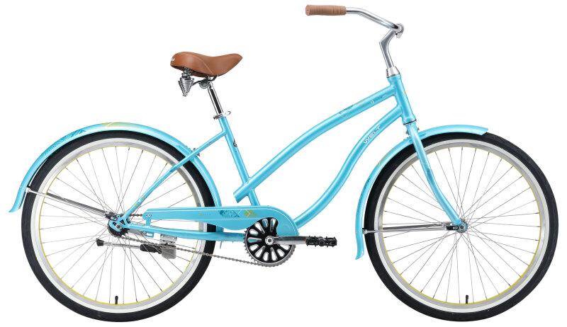 Купить Женский велосипед Welt Queen Steel One (2018)