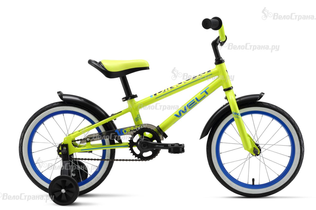 Велосипед Welt Dingo 16 acid (2018)