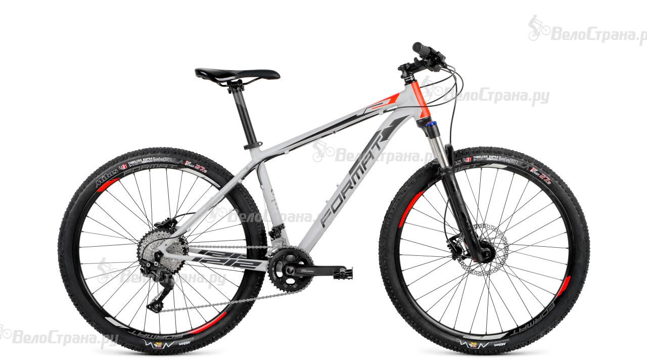 Велосипед Format 1212 27,5 (2018) велосипед format 1212 2014