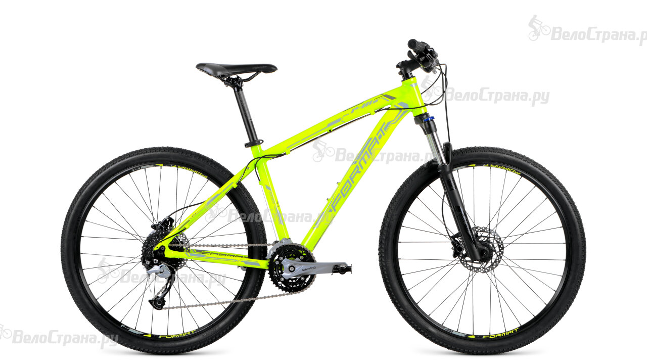 все цены на Велосипед Format 1411 27,5 (2018)