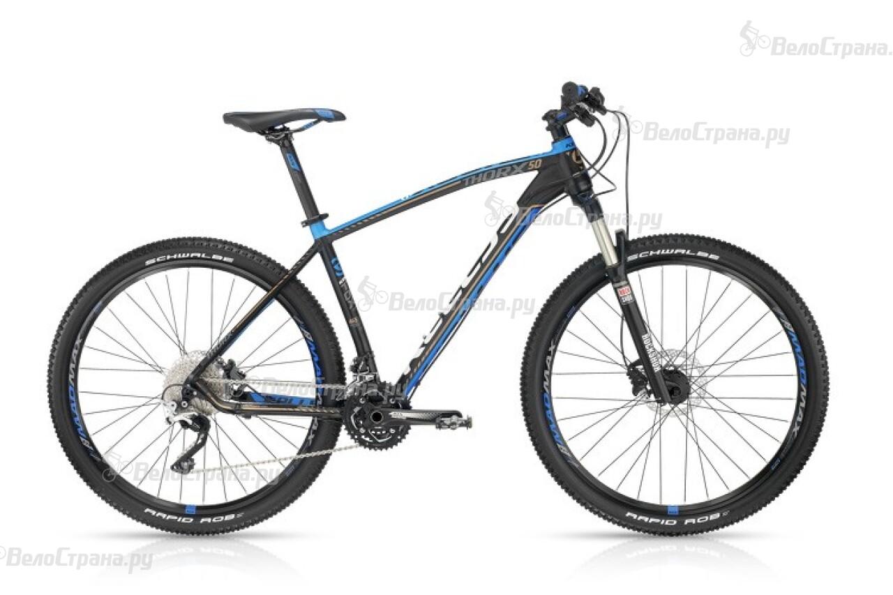 Велосипед Kellys THORX 50 (2016) велосипед kellys whip 50 2018