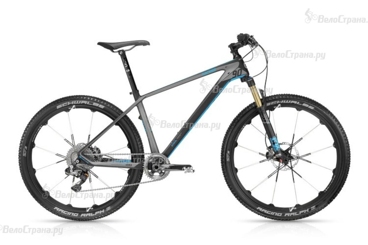 Велосипед Kellys HACKER 90 (2016) велосипед kellys marc 90 2016