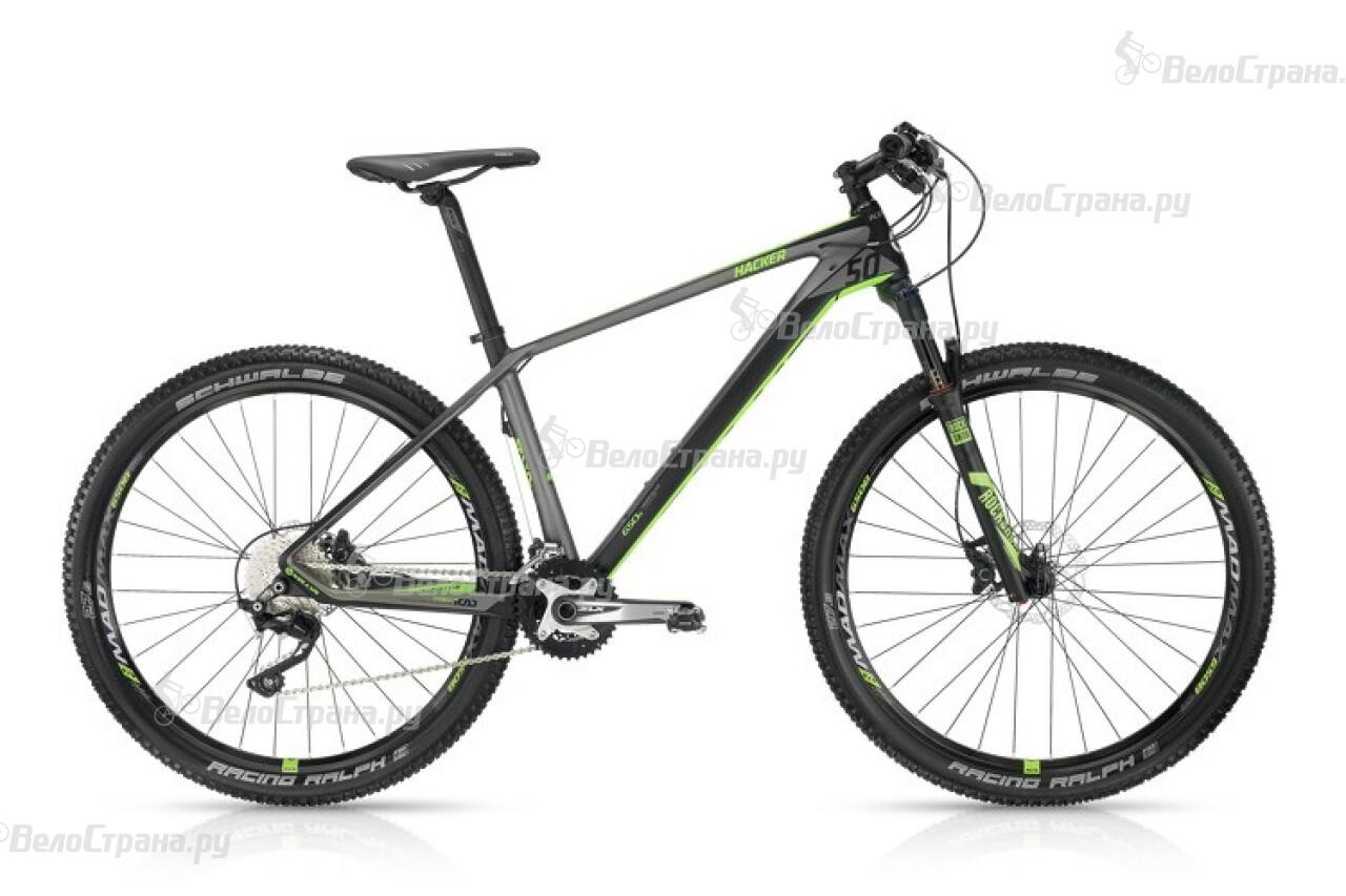 Велосипед Kellys HACKER 50 (2016) велосипед kellys whip 50 2018