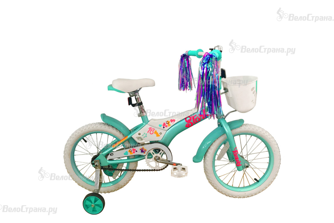 Велосипед Stark Tanuki 16 Girl (2018) stark outpost 16 2016 blue orange