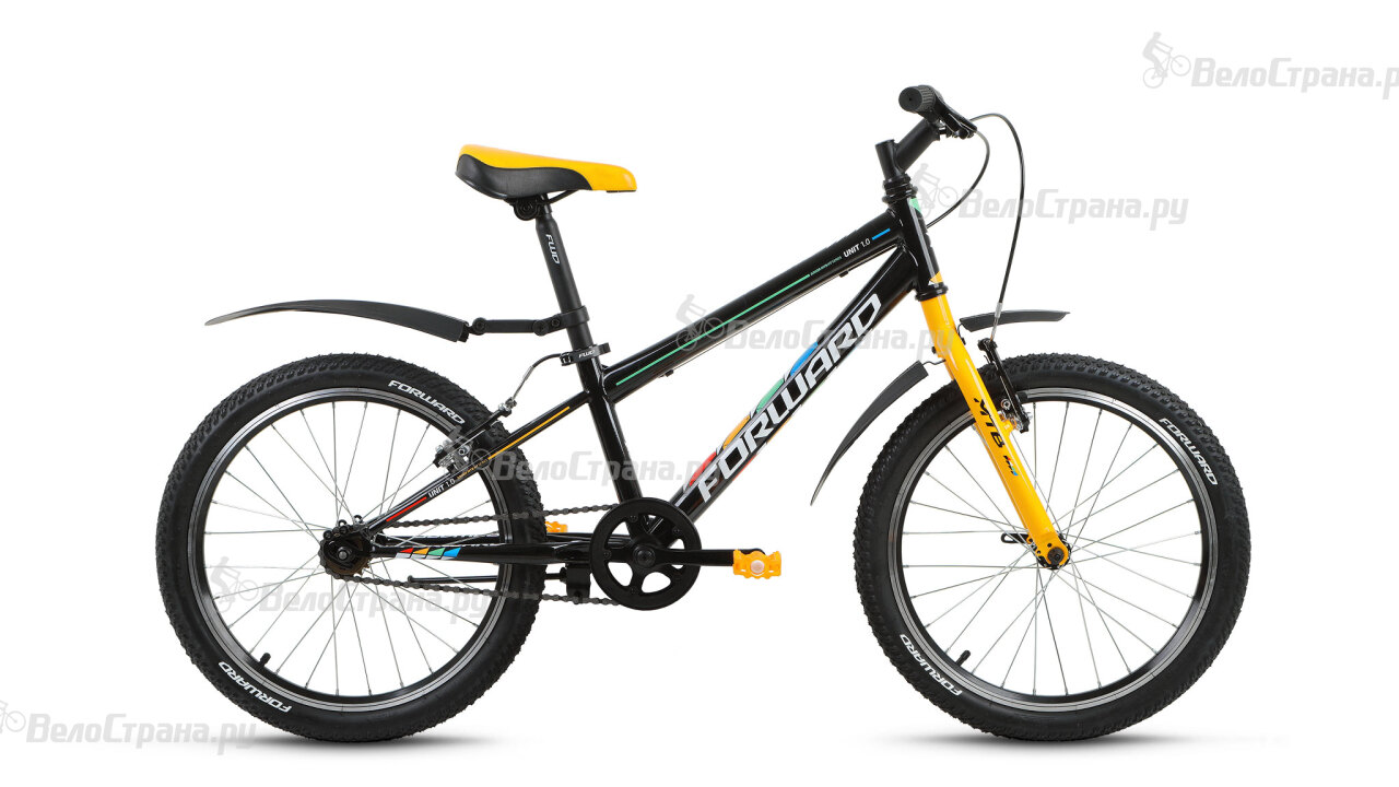 Велосипед Forward Unit 1.0 (2018)
