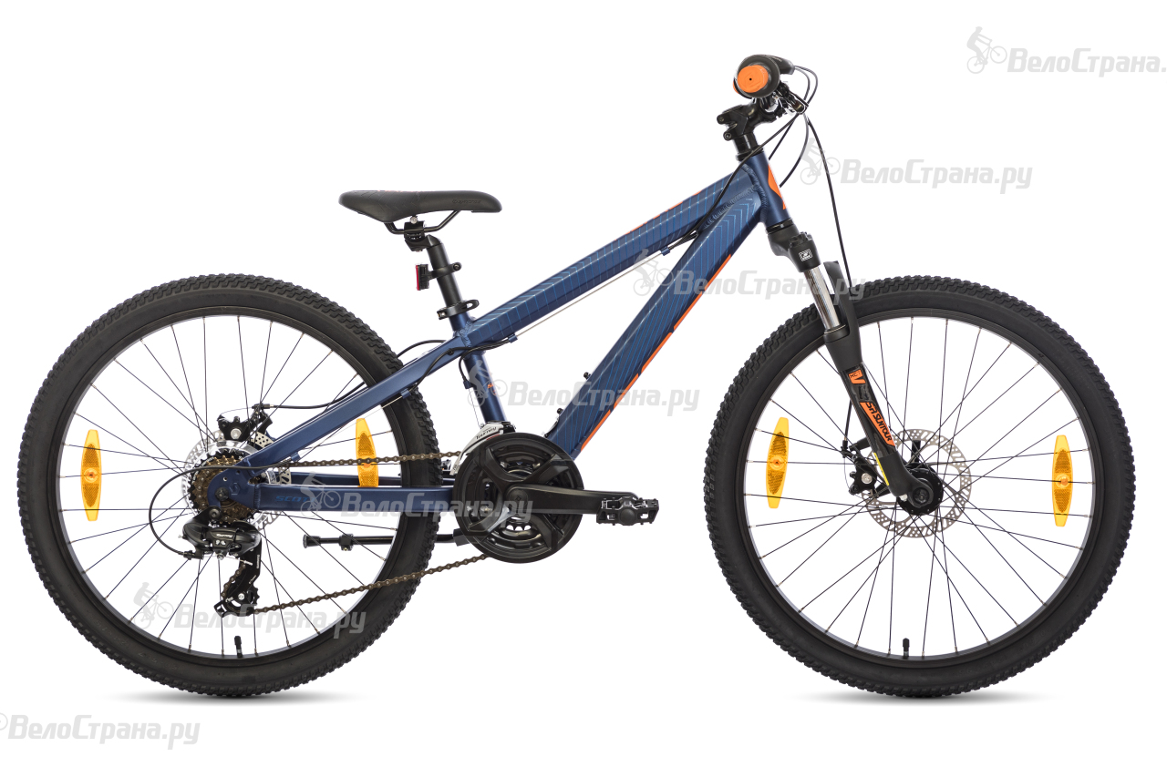 Велосипед Scott Voltage JR 24 disc (2018)