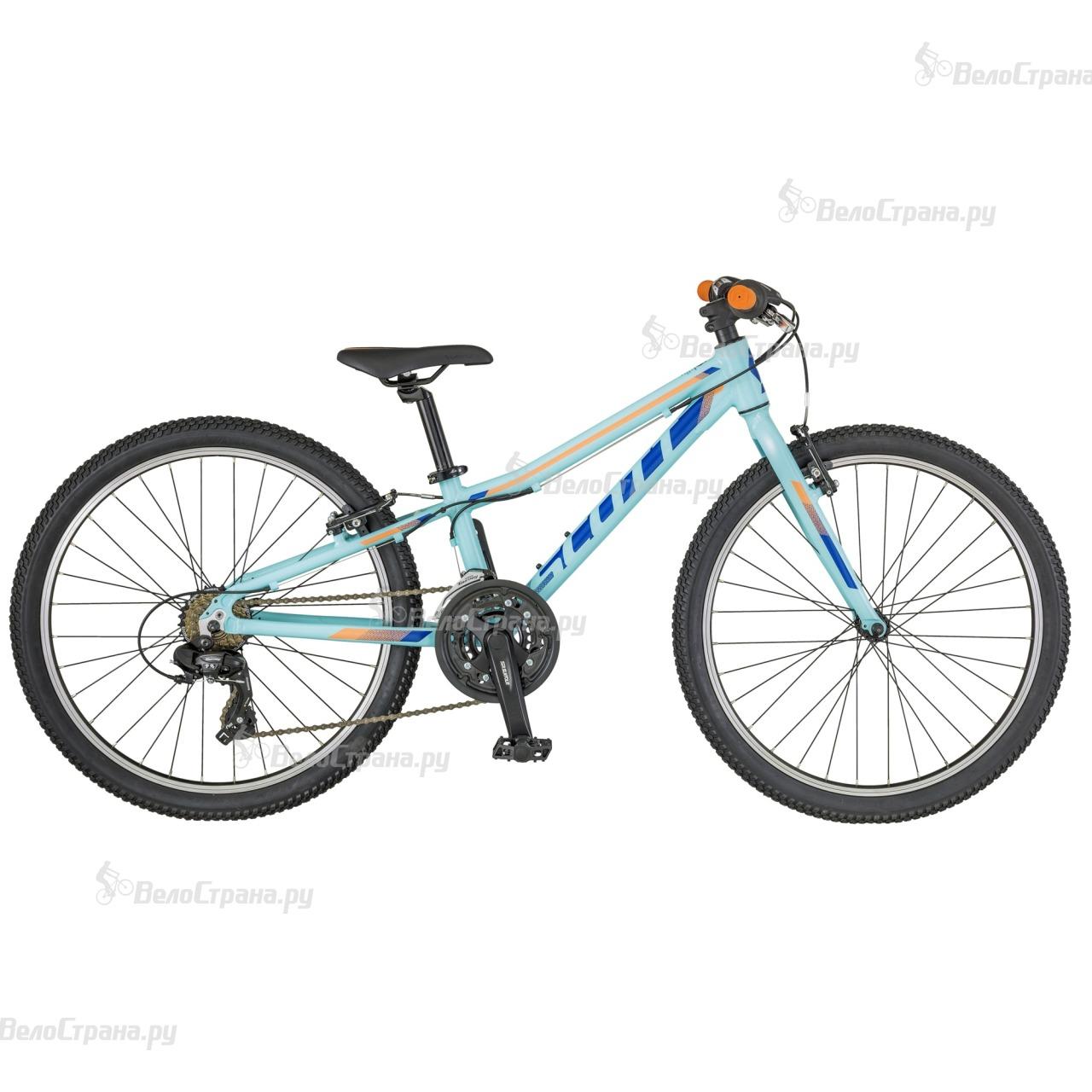 Велосипед Scott Contessa JR 24 rigid fork (2018)